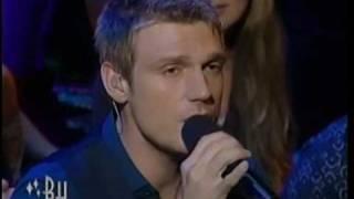 "Backstreet Boys' Nick Carter!! ""Bigger"""