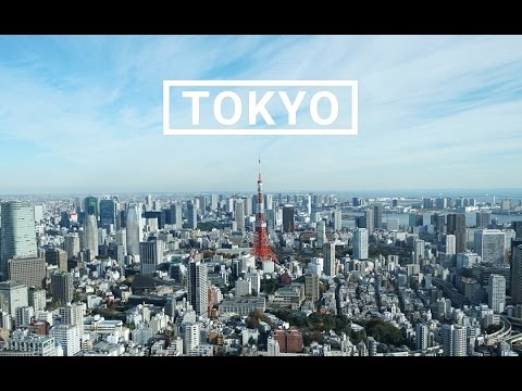 Tokyo Travel Guide - The Travel Intern Life Ep.1
