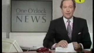 BBC News - behind the scenes (26th Oct 1989)