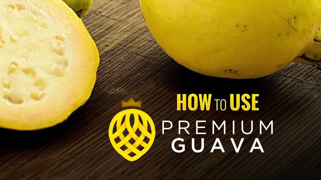 Eat Guavas By Premium Guava