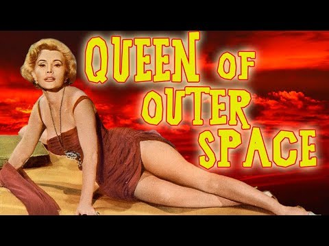 Queen Of Outer Space Starring Zsa Zsa Gabor: Review
