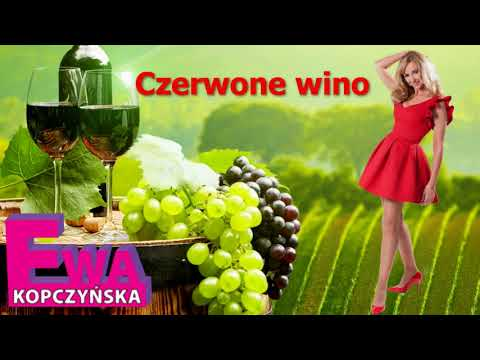 Ewa Kopczyńska Czerwone wino (OFFICIAL AUDIO)