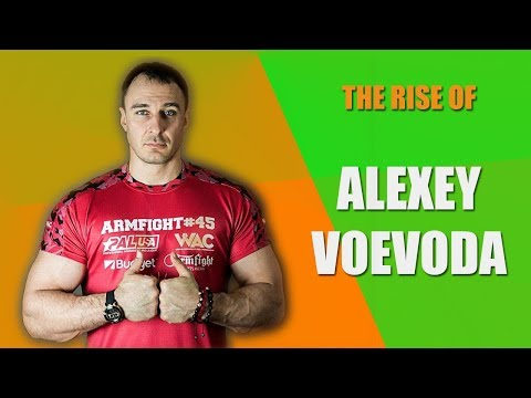 RISE OF ALEXEY VOEVODA (Olympic Champion - Russian Legend)