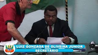 Sessão Câmara de Quixeré 13 04 2018