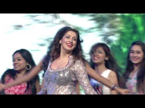 Lakshmi Rai sizzling performance - Mirchi music awards south