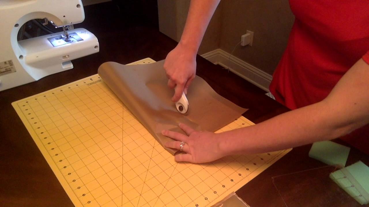 How to Make a Silk Screened Pillowcase