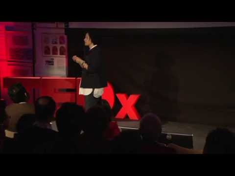 The sovereign self: Rebecca Walker at TEDxLundUniversity