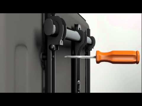 How To Install Your Sanus Vlf220 Tv Mount Youtube