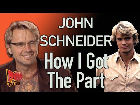The Boomer Tube:   John Schneider:   How I Got The Part