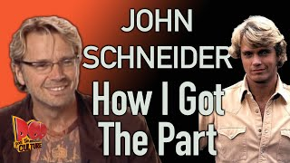 John Schneider - How I Got The Part on Dukes of Hazzard