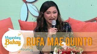 Rufa Mae's reaction on her trending Darna audition | Magandang Buhay