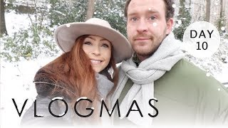 connectYoutube - SPEND (A SNOWY) SUNDAY WITH US! | VLOGMAS 2017 Day 10