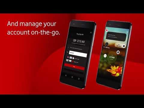 أنا فودافون قطر My Vodafone Qatar التطبيقات على Google
