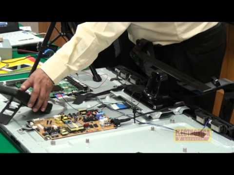Reparación de televisores LCD