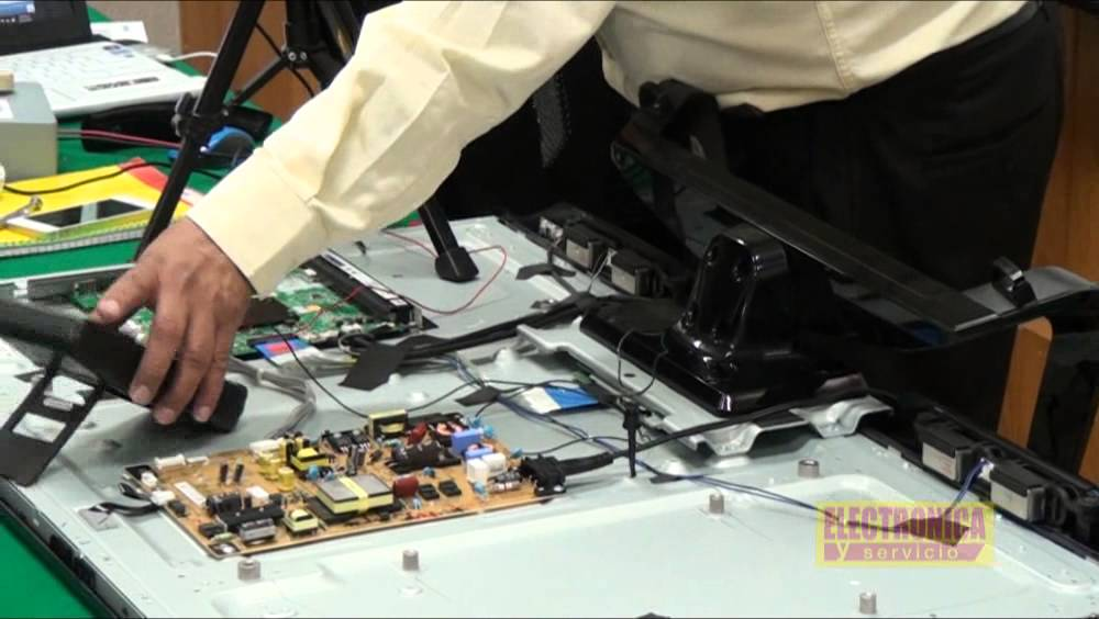 Reparación de televisores LCD - YouTube - photo#3