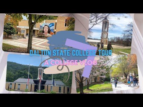 Dalton State College Campus Tour Prt. 1 ???? ????