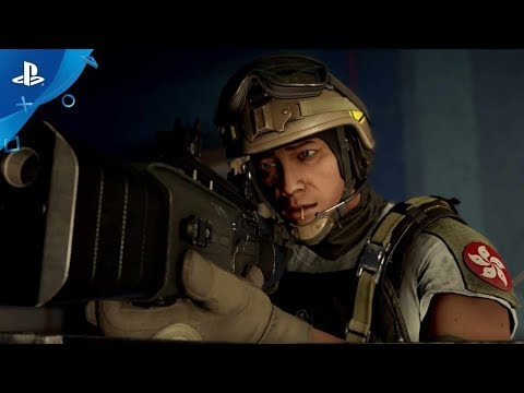 Tom Clancy's Rainbow Six Siege  - Operation Blood Orchid: Full Reveal Trailer | PS4