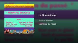 La Pince A Linge