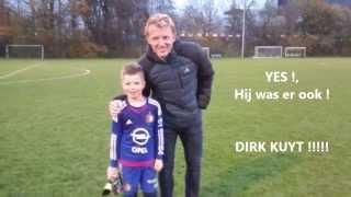 Feyenoord scout snoekduikkeeper (8/9) voor TALENTENSTAGE o9/F1