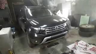 видео Дастер тюнинг