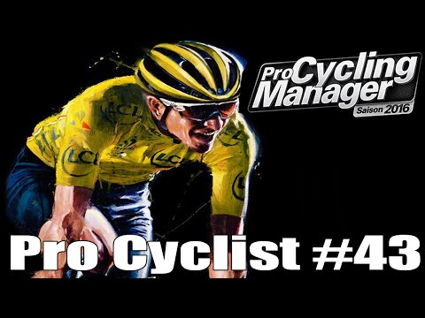 Pro Cycling Manager 2016 Mode Pro Cyclist Ep 43