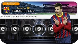 How To Get Black Ball In Exclusive Fc Barcelona Pack | Pes 2018