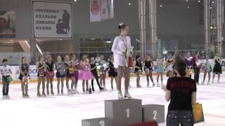 Награждение, Финист Кап 2013 (Феофанова, Карманова)