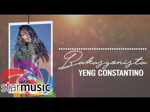Yeng Constantino - Bakasyonista (Official Lyric Video)