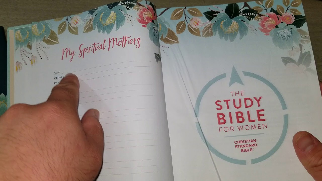 8 Best Bibles for Women - Detailed Reviews - Christian Camp Pro