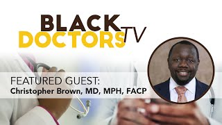 Black Doctor discusses how high blood pressure & kidney disease can be silent killers