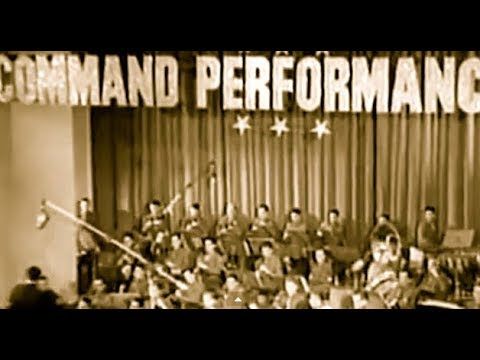 COMMAND PERFORMANCE 1942 with CARY GRANT   GINNY SIMMS   LAR