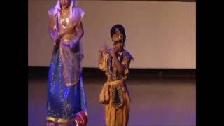 Maiya Yashoda || Natkhat natkhat jamuna ke tat par || dance