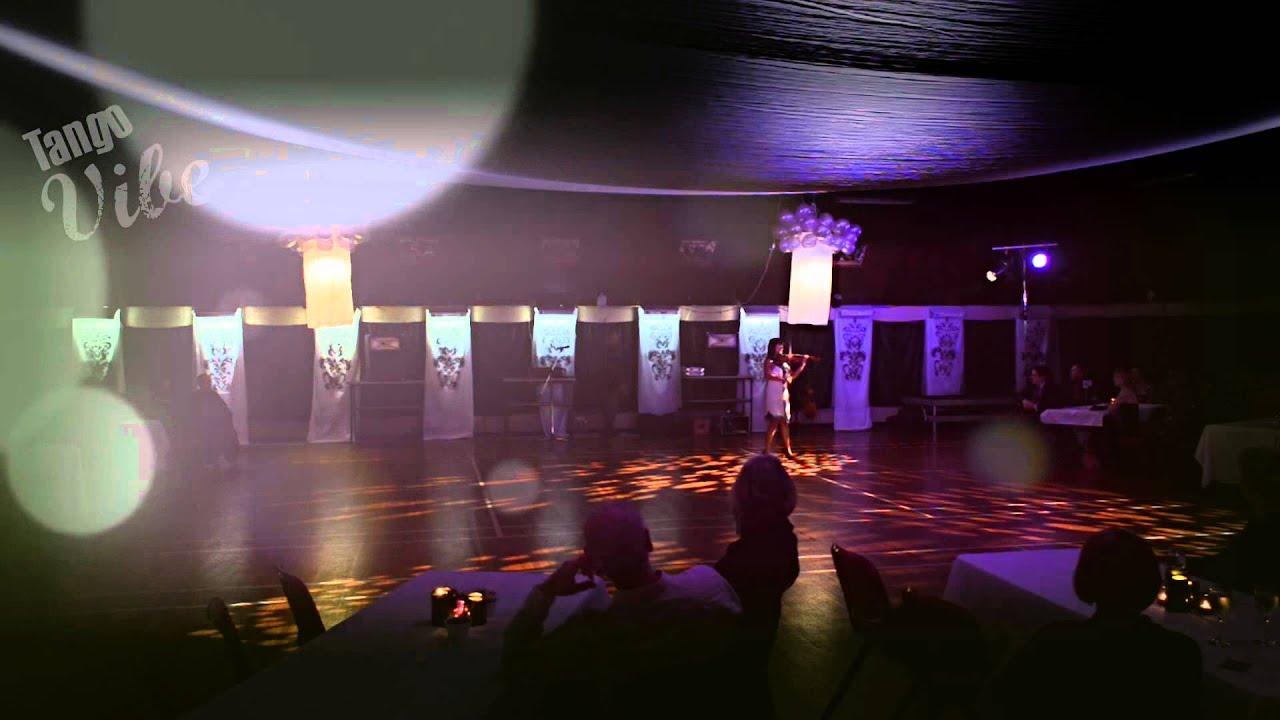 Tango Vibe Grand Milonga - Vuelvo al Sur with Yoomia Sim