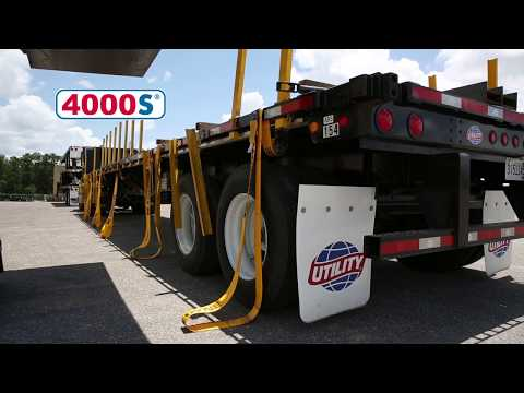 Flatbeds And The Innovative Tautliner® | Utility Trailer Manufacturing