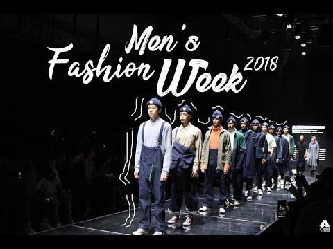 Plaza Indonesia Men's Fashion Week 2018 - PIMFW2018 Highlight by Arthur Teknik