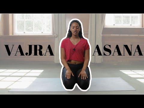 How To Do: Vajrasana (Thunderbolt Position) | Anvita Dixit | Yoga With Anvita