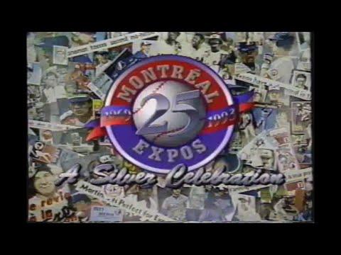 Montreal Expos 25 - A Silver Celebration