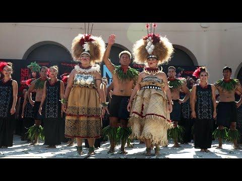 "Nonosina's Summerland - ""Nonosina Samoan"""