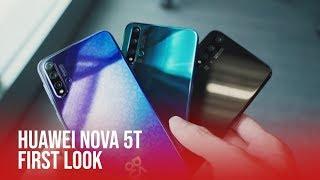Huawei Nova 5T | First Look