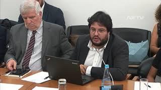 12-09-2018 | Audição do Ministro da Defesa Nacional Azeredo Lopes | Diogo Leão