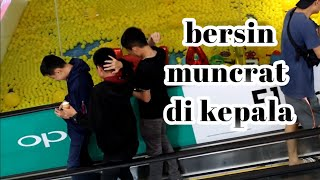 Download Video BERSIN CROT DI MUKA ORANG / sneezing prank on face MP3 3GP MP4