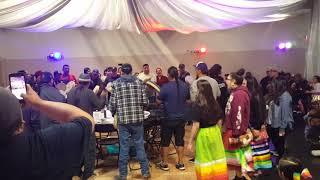 Albuquerque Community Round Dance April 27 2018 Clip 25