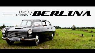 Lancia Flaminia Berlina 1960 - Test drive - Engine sound   SCC TV