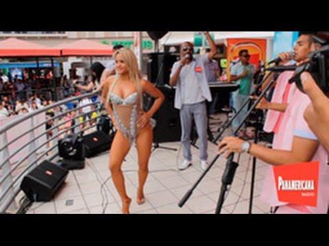 ¡Natalia Villanueva, Campeona Mundial de Salsa, bailando con Camagüey!