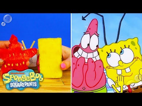 Crazy SpongeBob IRL Recreations Pt. 2! 🍍 #TBT