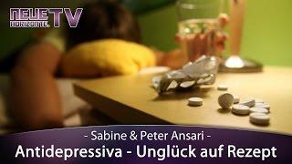 Antidepressiva: Unglück auf Rezept
