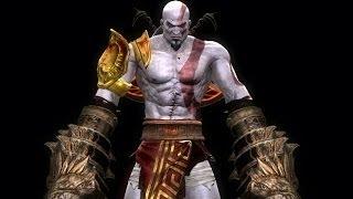 Mortal Kombat Komplete Kratos Fatalities on Mileena 1080p