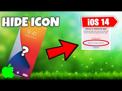 HOW TO HIDE ANY APP ON IOS 12 / HIDE APPS ON THE HOME SCREEN USING THIS GLITCH / NO SCREEN TIME.