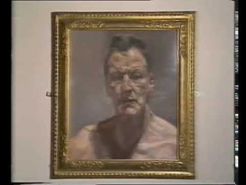 Lucian Freud's RAREST Interview - Part 1/5