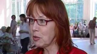 Вера Глаголева презентовала фильм в Череповце